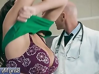 Horny Patient Reagan Foxx Come And Get Nailed At Doctor video