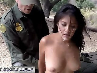 Police and criminal Agent Has Sex with Civilian Girl