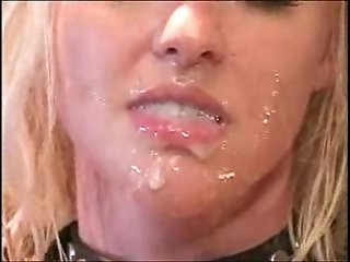 Fucking whores swallow gallons of nut compilation