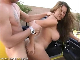Fucked in the Car!