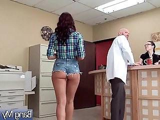 Sex Adventures On Tape Between Doctor And Patient Rachel Starr video