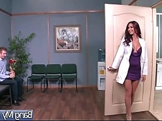 Doctor Seduced And Hard anal Bang A Horny Sexy Patient Monique Alexander video