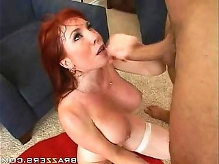 Mom Eats Sperm!
