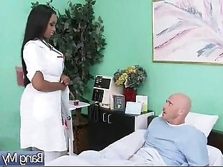 Hard Sex Tape With Dirty Doctor seduce and Bang Horny Patient movie