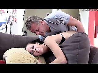 Alaina Kristar is Daddys Little Whore