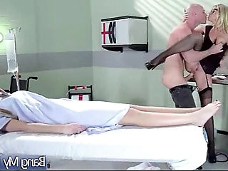 jessa rhodes Slut hot Patient Seduce by Doctor And Bang In Hard doggy Style movie