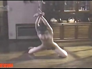 Asian Slave Subjected to Full Body Whipping Free Porn