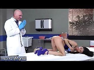 Doctor Seduce And Bang in Hard An Horny real Sluty Patient veronica rodriguez vid