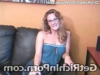 Kristan cameran Housewife gets nasty with her pussy